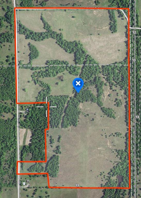 203 acre Oklahoma Hunting Lease